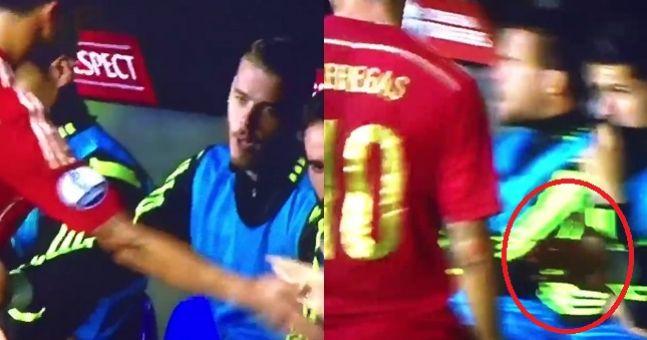 فيديو: لاعب تشيلسي يُحرج دي خيا