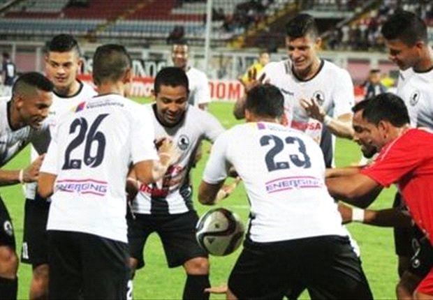 بالفيديو: لاعب فنزويلي يستعين بالسحر خلال احتفاله بتسجيل الهدف