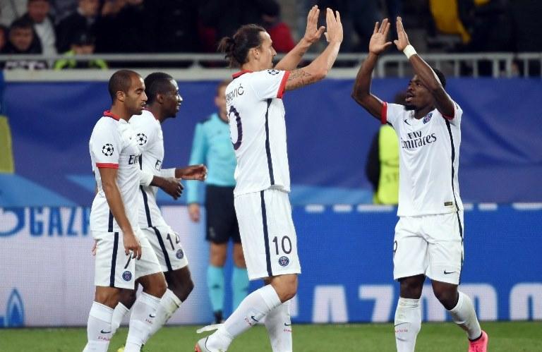 بالفيديو: باريس سان جيرمان يحصد انتصاراً هاماً من شاختار