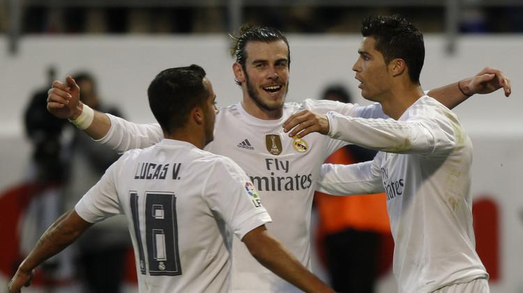 بالفيديو: ريال مدريد يعود للانتصارات من بوابة أيبار