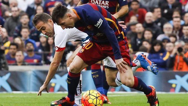بالفيديو: برشلونة يسقط في فخ التعادل مع ديبورتيفو