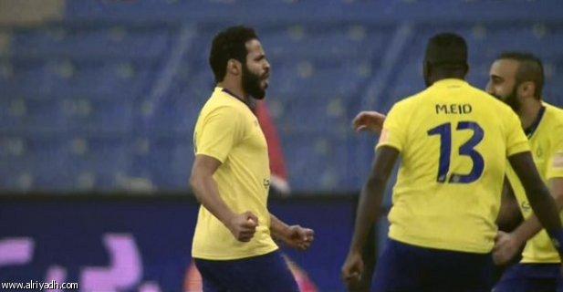 بالفيديو: النصر يكتسح الاتحاد بثلاثية نظيفة في دوري عبد اللطيف جميل