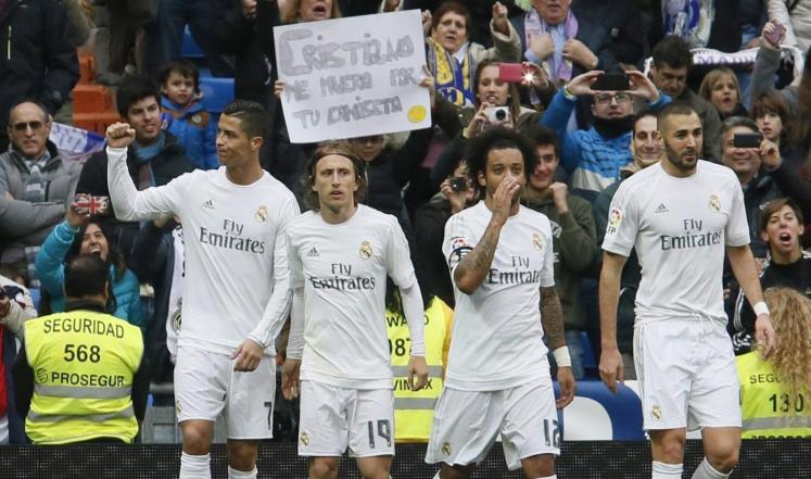 بالفيديو: ريال مدريد يحقق فوزاً صعباً على سوسييداد