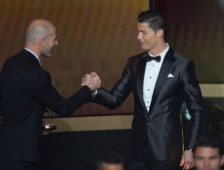 زيدان يكشف سبب رحيله عن ريال مدريد في الموسم الماضي