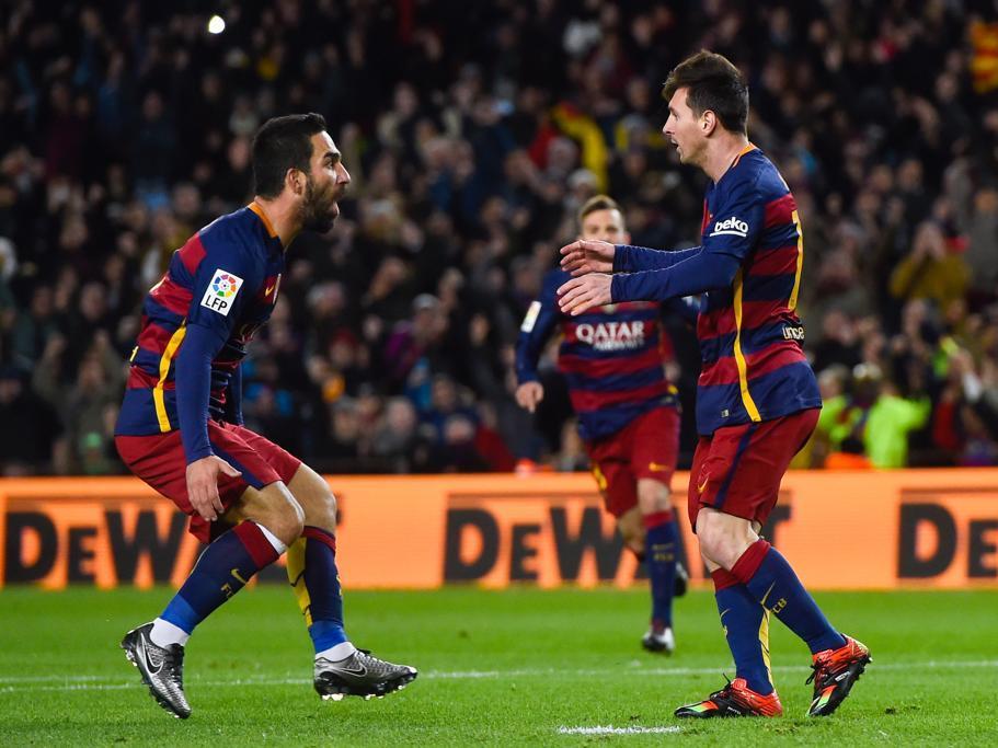 بالفيديو: برشلونة ينتقم من إسبانيول في كأس الملك