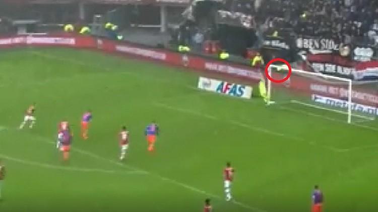 """بالفيديو: هدف """"عابر للقارات"""" بأقدام هولندية"""