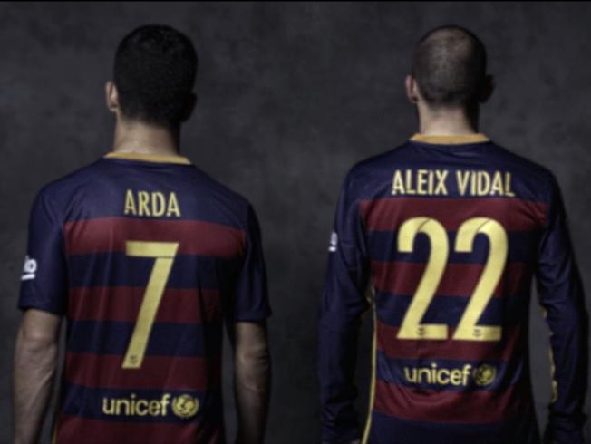 رسمياً … برشلونة قادر على استخدام توران وفيدال