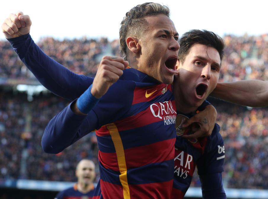بالفيديو: برشلونة يهزم أتلتيكو مدريد في مباراة الكروت الحمراء