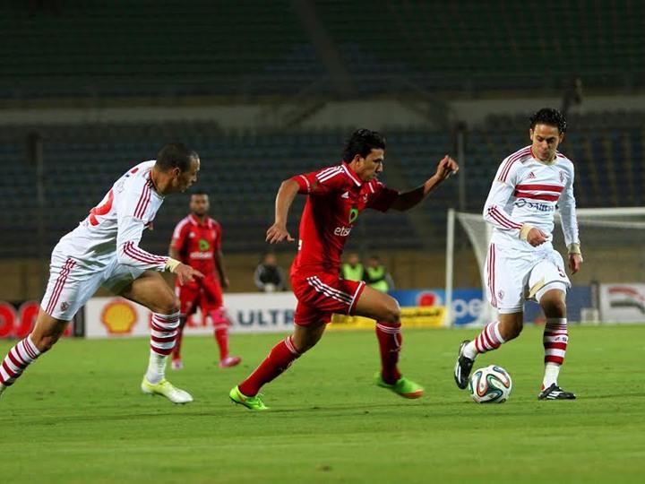بالفيديو: الأهلي يهزم الزمالك في قمة الدوري المصري
