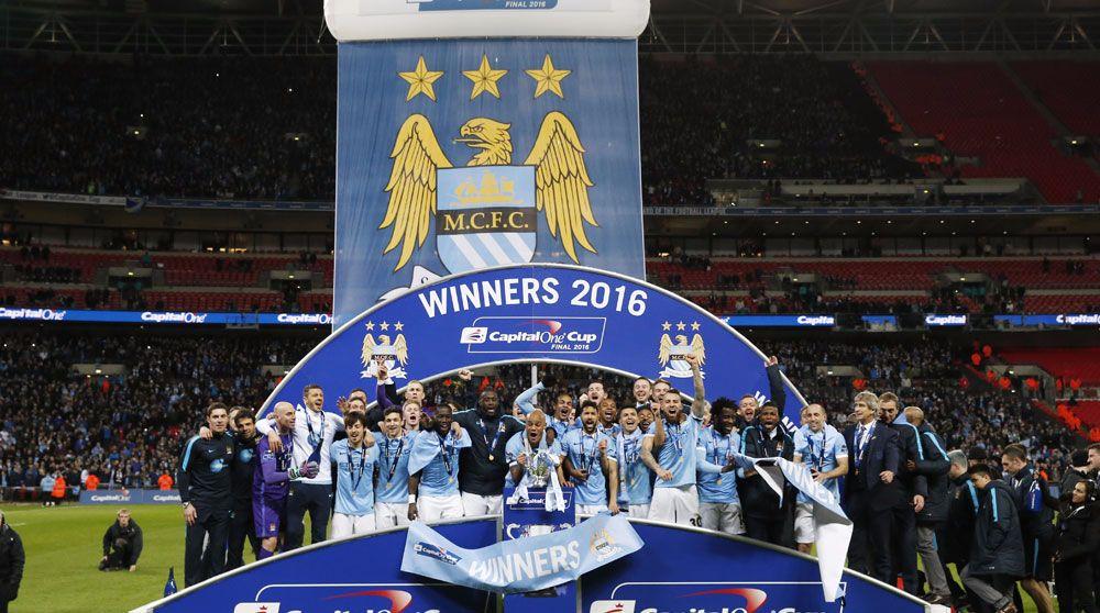 بالفيديو: كاباييرو يهدي مانشستر سيتي لقب كأس الرابطة الإنجليزية