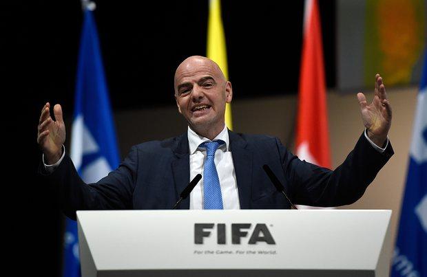 عاجل: السويسري جياني إنيفانتينو رئيسا للفيفا خلفا لبلاتر