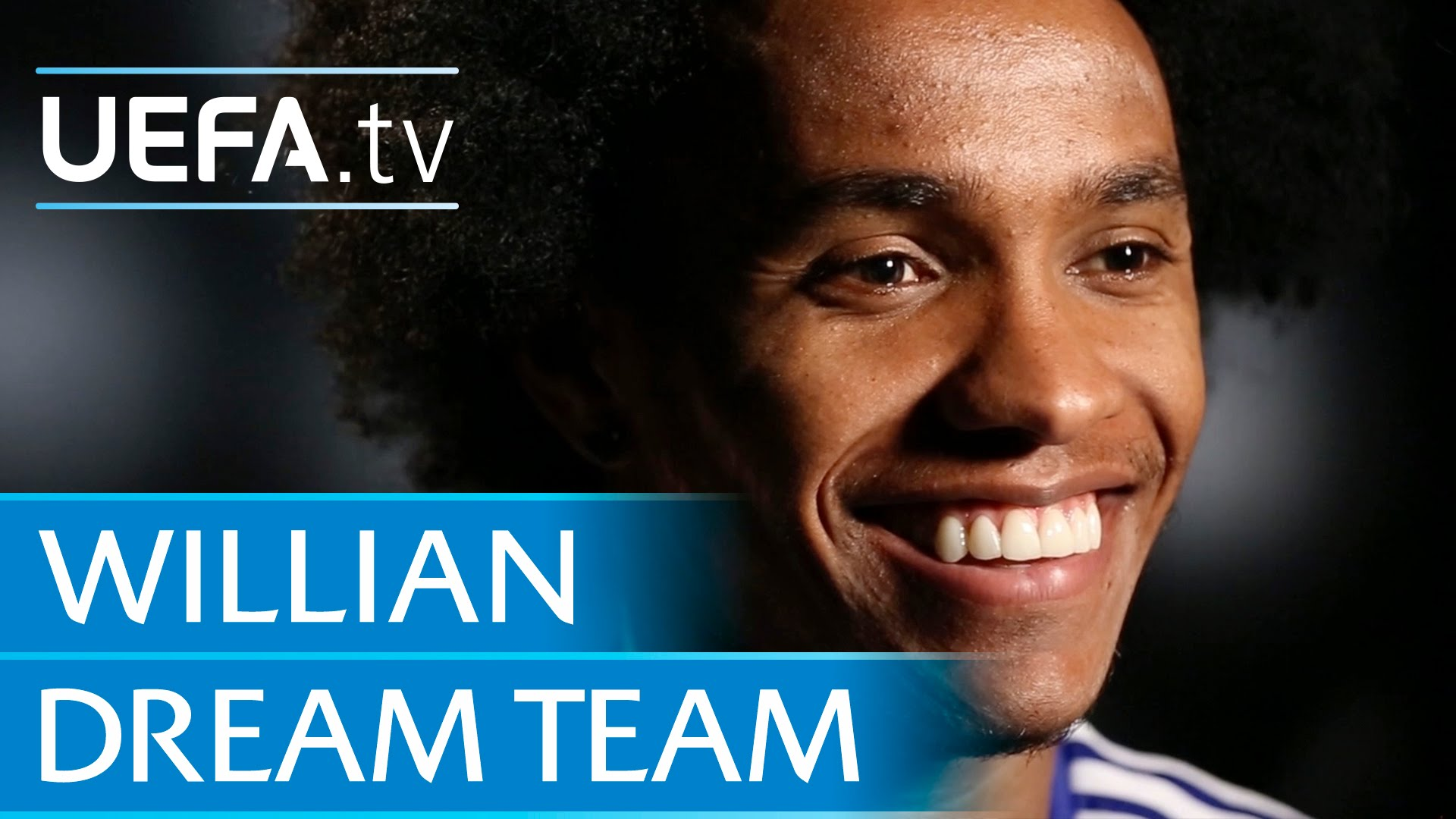 بالفيديو: ويليان يكشف عن تشكيلة أحلامه من خمسة لاعبين