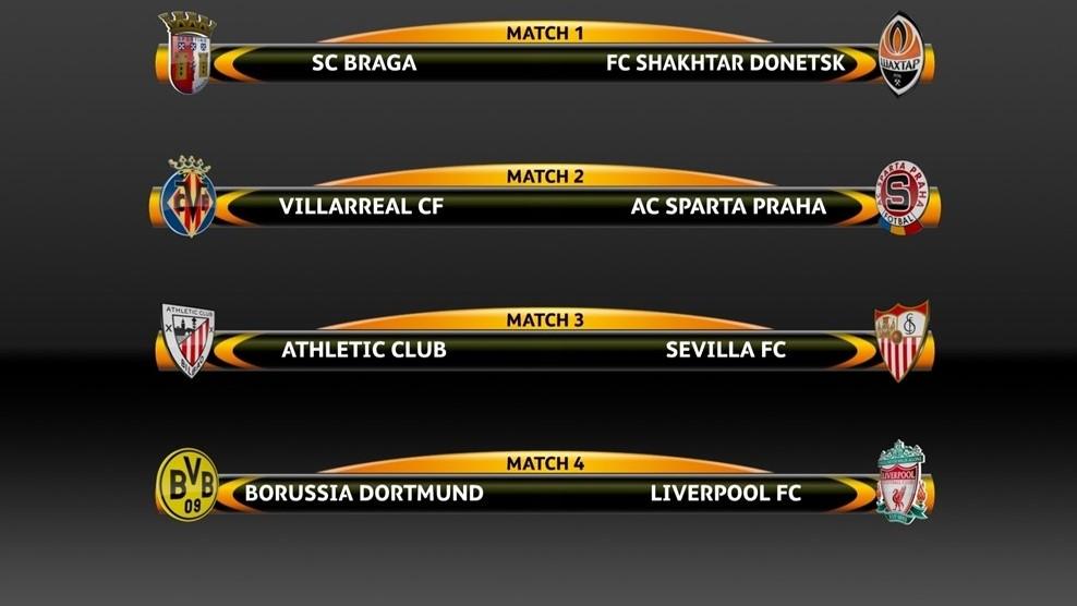 عاجل: نتائج قرعة الدوري الأوروبي
