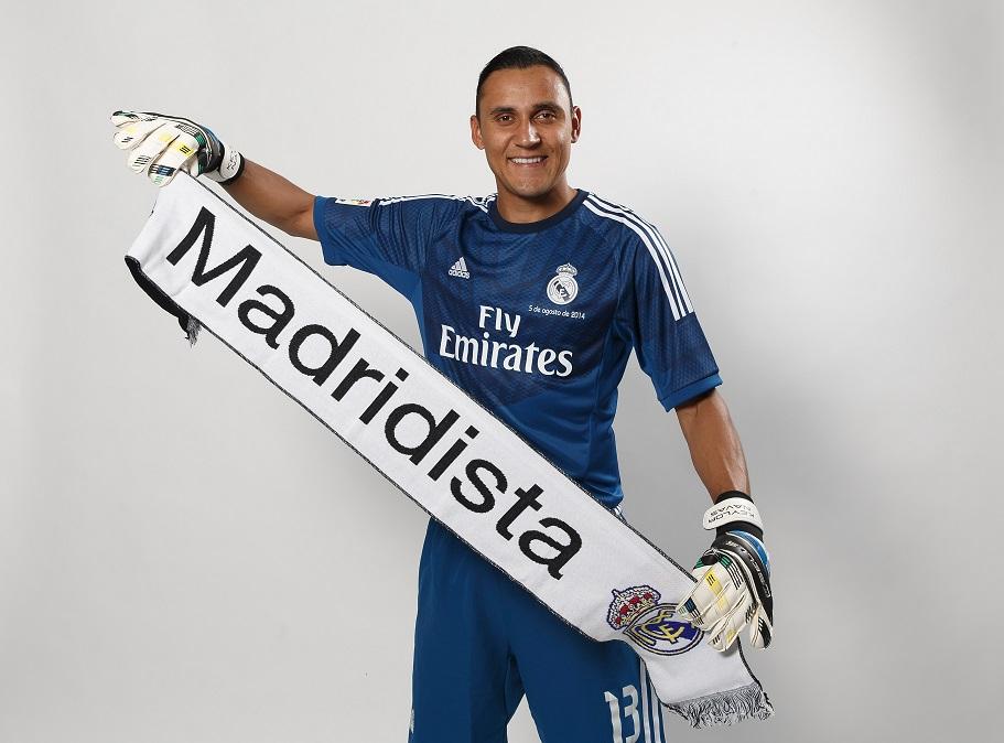 رقم قياسي جديد لـ حارس ريال مدريد في دوري الأبطال
