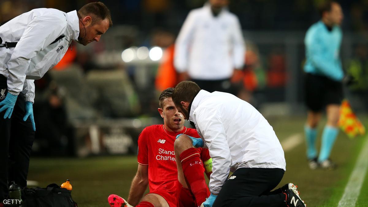عاجل: هندرسون يغيب عن ليفربول حتى نهاية الموسم