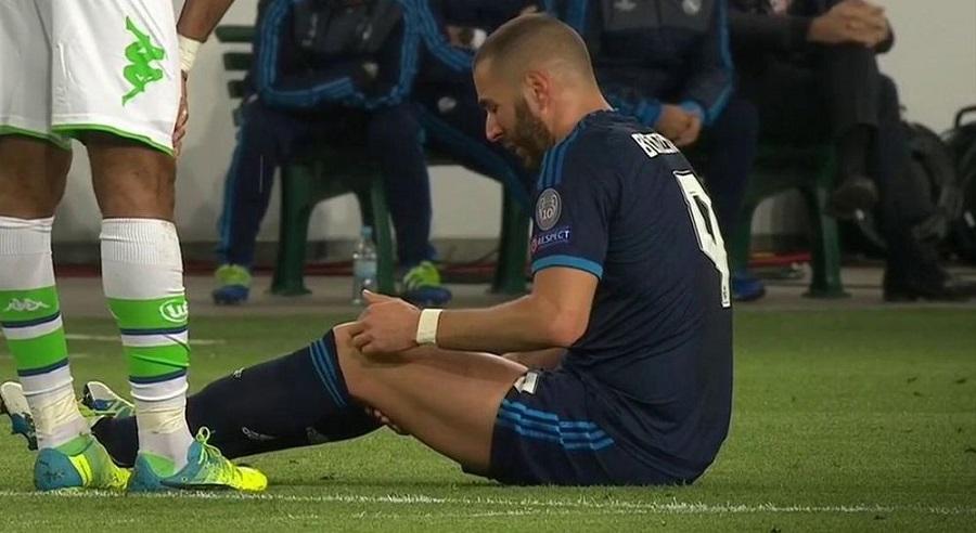 عاجل: صدمة في ريال مدريد بعد معرفة التشخيص الأولي لإصابة بنزيمه