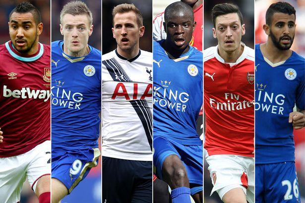 عاجل: الكشف عن قائمة المرشحين لجائزة أفضل لاعب في الدوري الإنجليزي