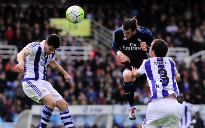 بالفيديو: ريال مدريد يتغلب على ريال سوسيداد ويتصدر الليغا مؤقتأً