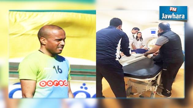 شاهد … حارس تونسي يتعرض للضرب المبرح بسبب الدفاع عن مرماه