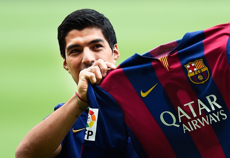 رسمياً … الإصابة تنهي موسم لويس سواريز مع برشلونة
