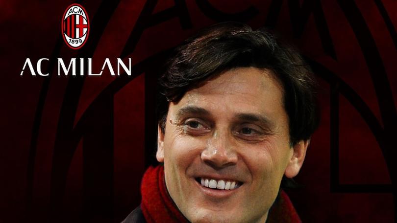 "رسمياً … ميلان يجدد عقد مدربه ""مونتيلا"""