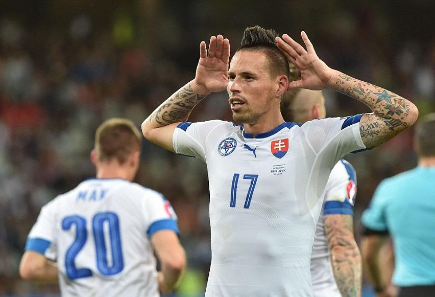 بالفيديو: روسيا تخسر أمام سلوفاكيا في يورو 2016