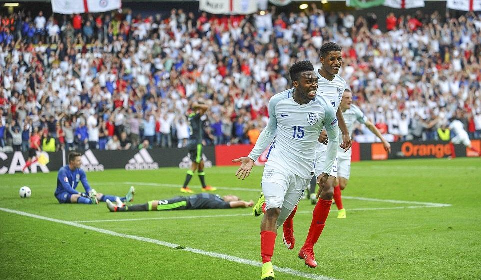 بالفيديو:  إنجلترا تعاقب ويلز في الوقت القاتل