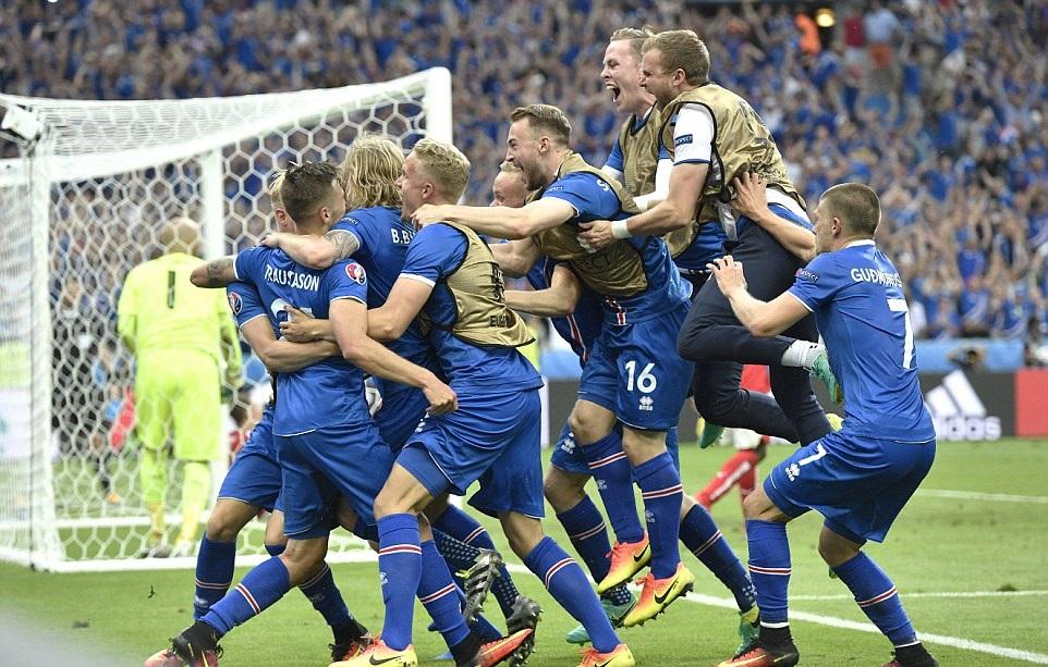 بالفيديو: آيسلندا يصعد لدور الـ 16 بـ اليورو ويقصي النمسا خارج البطولة