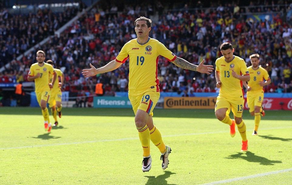 بالفيديو: سويسرا تتعادل مع رومانيا وتهدر حسم التأهل المبكر