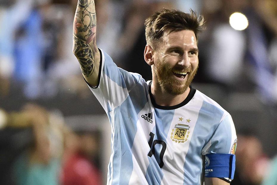 """بالفيديو: الأرجنتين إلى نصف نهائي """"كوبا أمريكا"""" على حساب فنزويلا"""