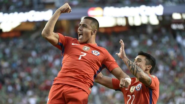 بالفيديو: تشيلي تدك شباك المكسيك بسباعية وتتأهل لنصف النهائي