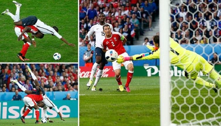 رسمياً … فرنسا وسويسرا معاً للدور الثاني من يورو 2016