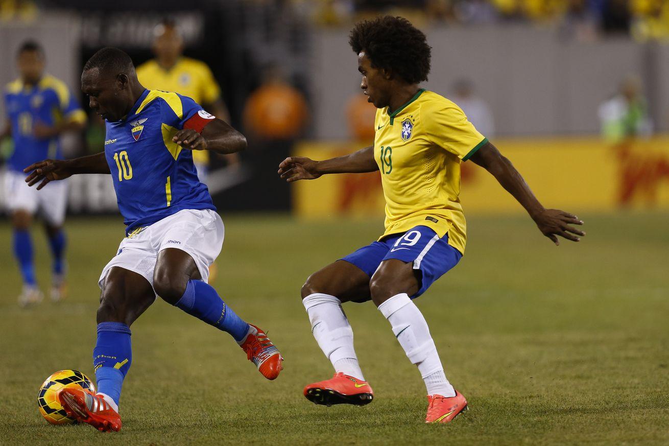 منتخب البرازيل يكتفي بالتعادل بأولى مبارياته في كوبا أميركا