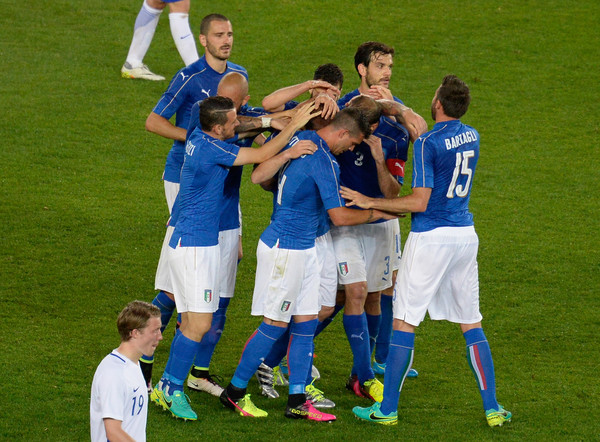 بالفيديو: ملخص وأهداف مباراة ايطاليا و فنلندا ٢-٠