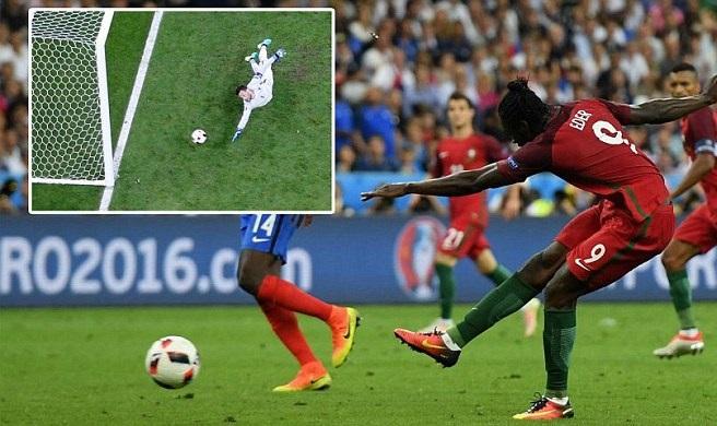 بالفيديو: البرتغال تنهي حلم فرنسا وتتوج بلقب أوروبا لأول مرة في تاريخها