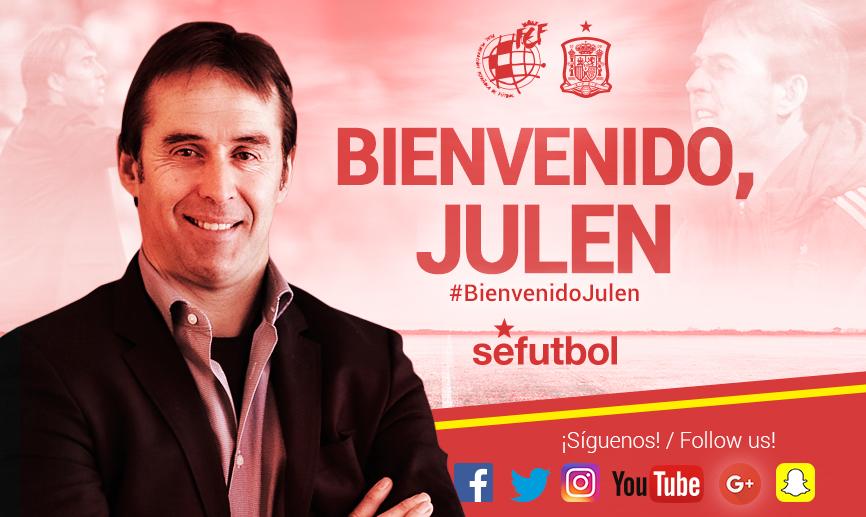 رسمياً … لوبيتيجي مدرباً للمنتخب الإسباني