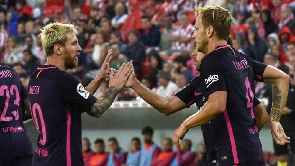 بالفيديو: برشلونة يجتاز مهمة أتليكو بلباو بصعوبة