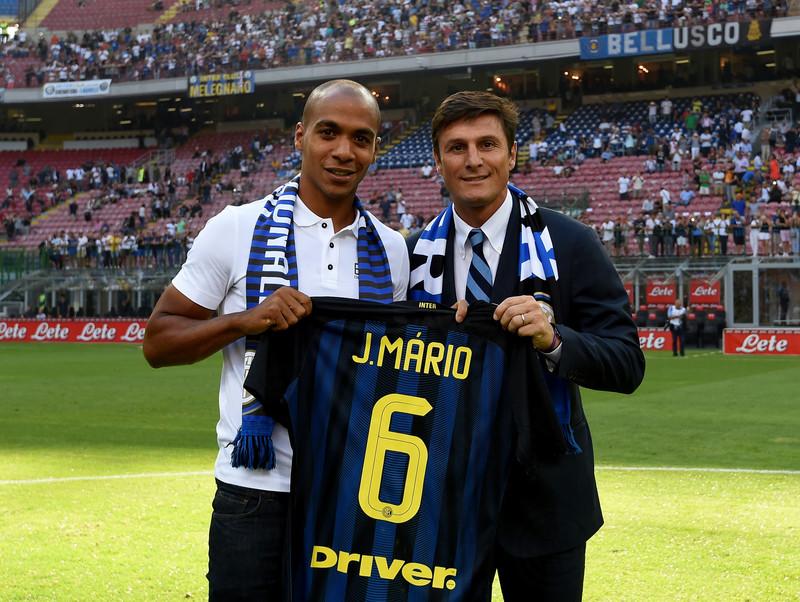 بالصور: انتر ميلان يضم جواو ماريو مقابل 45 مليون يورو