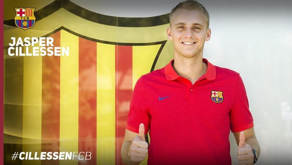 رسمياً … برشلونة يتعاقد مع الحارس الهولندي سيليسن من أياكس أمستردام