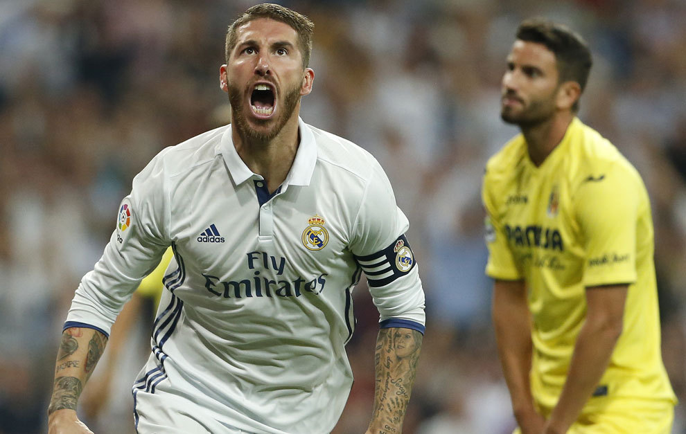 بالفيديو: ريال مدريد يتعثر أمام فياريال وبتعادل معه إيجابياً