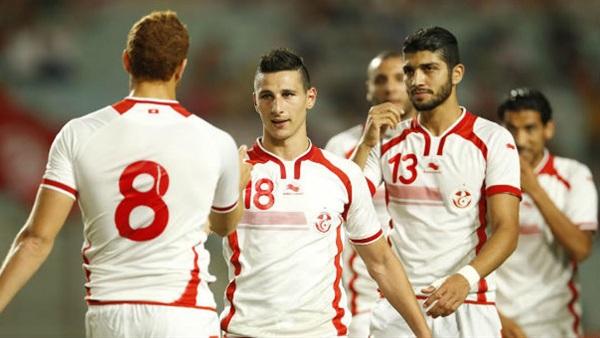 أهداف مباراة تونس وغينيا 4-1 تصفيات كأس العالم