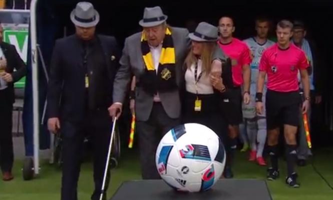 شاهد … فيديو: فريق سويدي يستبدل الأطفال بالمسنين عند الدخول