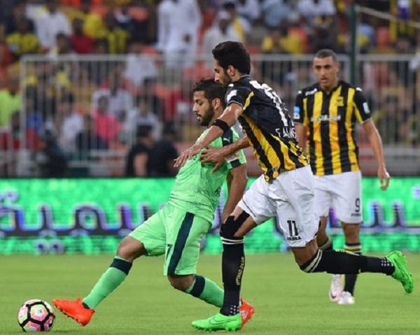 بالفيديو: قمة الدوري السعودي تنتهي بالتعادل بين الأهلي والاتحاد