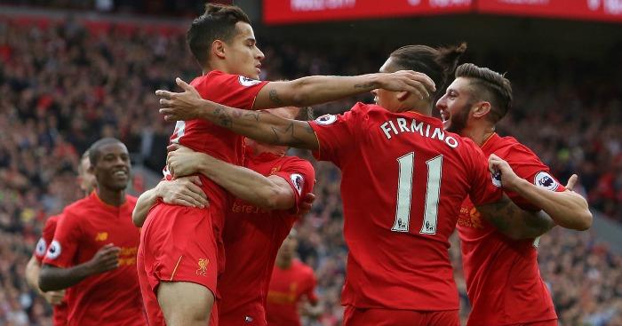 بالفيديو: ليفربول يستعيد المركز الثالث بفوزه على ويست بروميتش