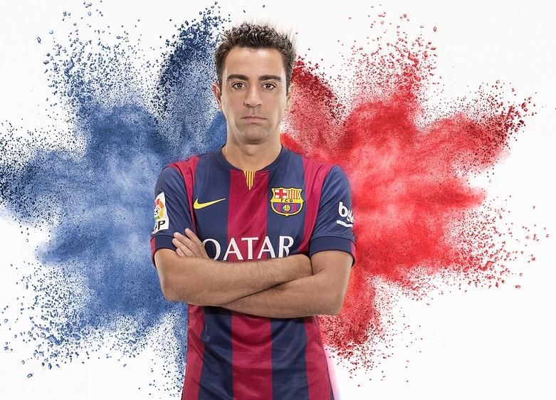 تشافي: أتمنى انضمام هذا اللاعب لصفوف برشلونة