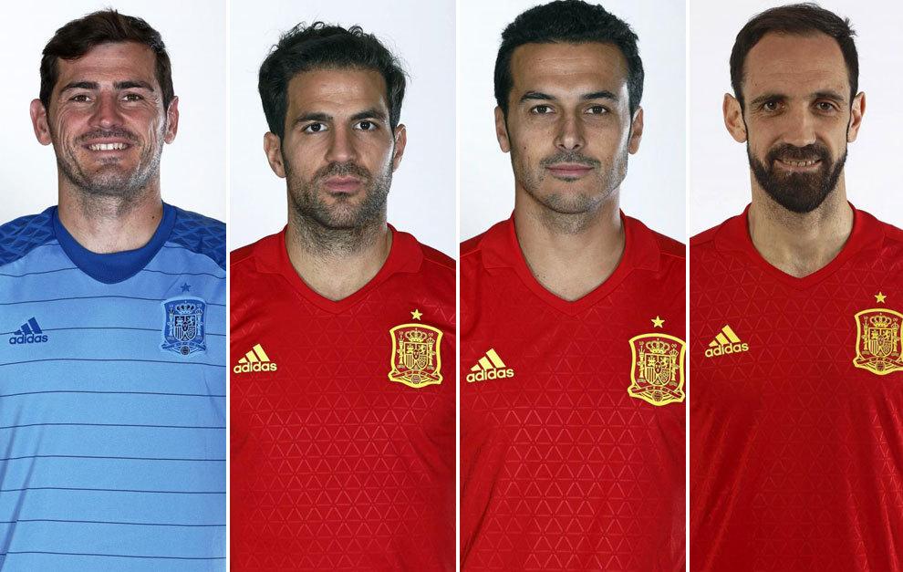 مفاجاة بالجملة في تشكيلة منتخب إسبانيا لتصفيات كأس العالم