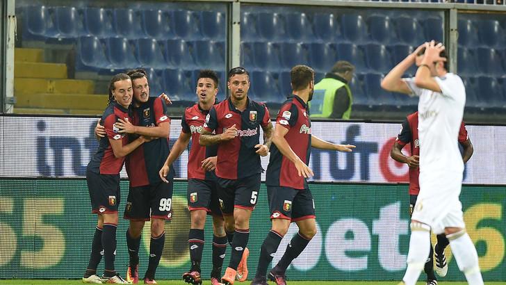 أهداف مباراة جنوى وإنتر ميلان 2-0 الدوري الإيطالي