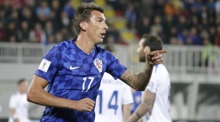 بالفيديو: كرواتيا تضرب بقوة في تصفيات كأس العالم