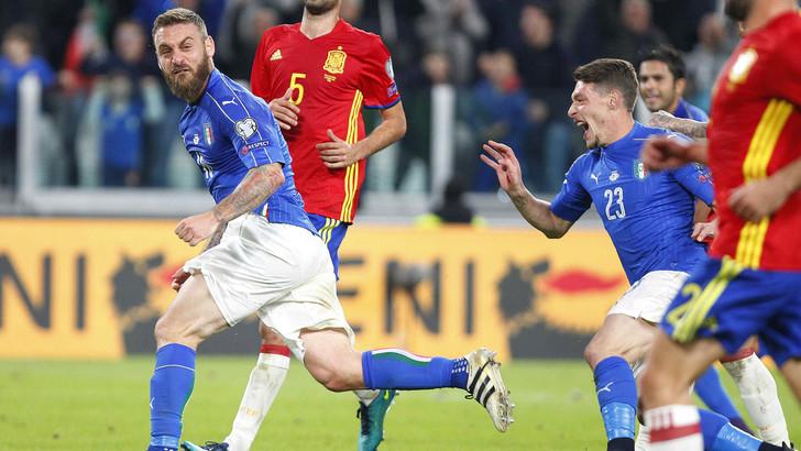 بالفيديو: قمة إيطاليا وإسبانيا تنتهي بتعادل عادل