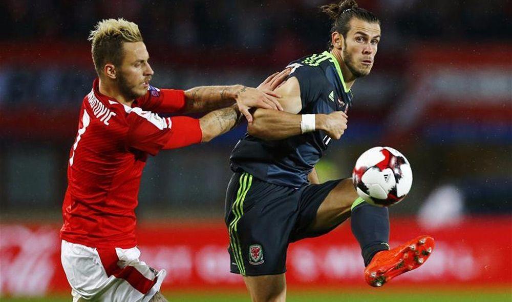 بالفيديو: النمسا تفلت من الهزيمة أمام ويلز في تصفيات المونديال